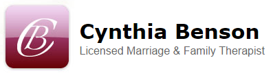 Cynthia Benson - Licensed Marriage & Family Therapist
